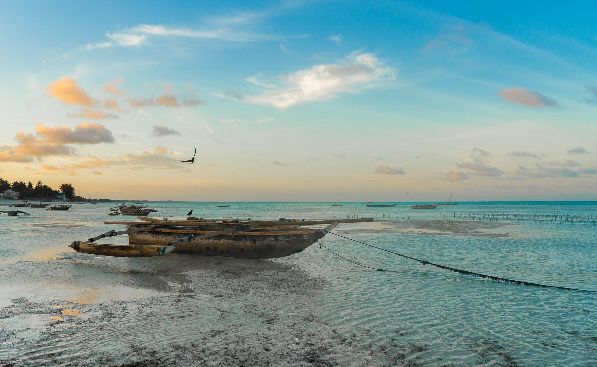 Zanzibar... Home of idyllic beaches, balmy weather and warm tropical waters