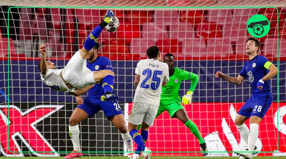 مهدی طارمی بالاتر از اینسینیه، روف و پوگبا و اختصاص جایزه بهترین گل فصل اروپا به وی!