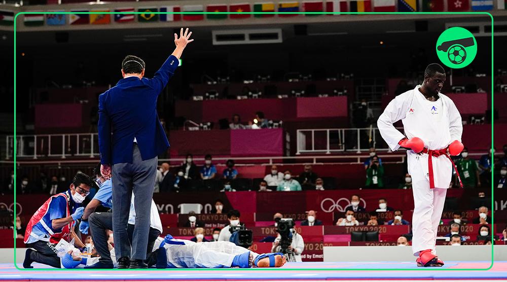 سومین مدال طلای ایران در کاراته المپیک توکیو۲۰۲۰