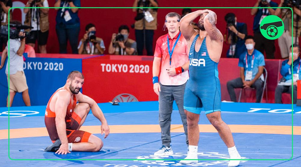 مدال طلای گیبل استیوسون برای قهرمانی آمریکا در المپیک کفایت نمی کند.