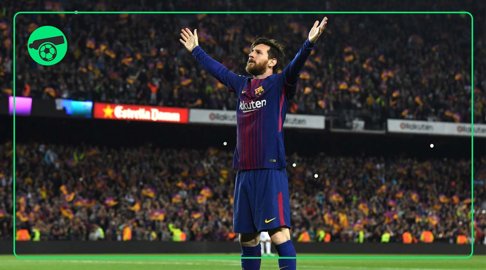 Barcelona cannot afford Lionel Messi