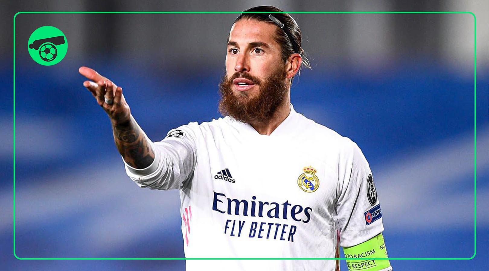 Sergio Ramos, 35, is leaving Real Madrid