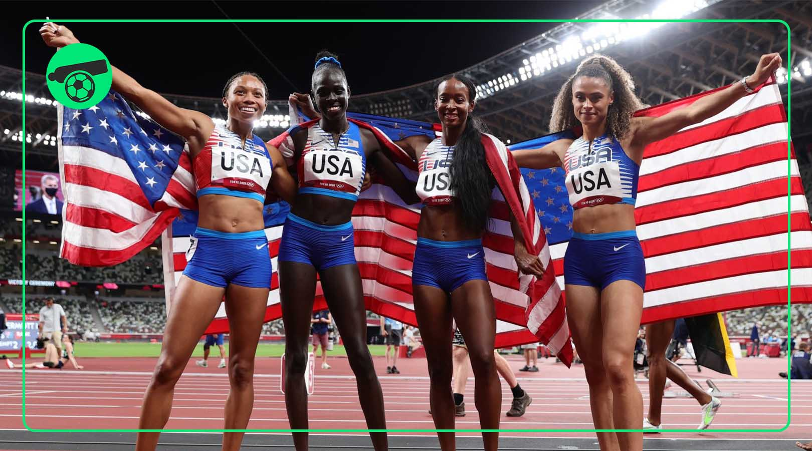 USA with 113 gold medals tops the table