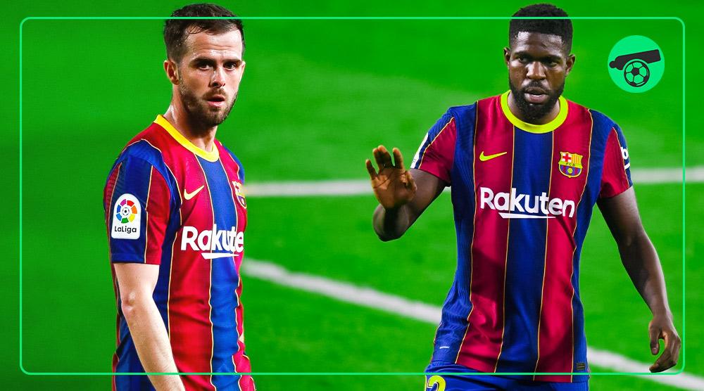 آینده ی پیانیچ و ساموئل اومتیتی در بارسلونا چه خواهد شد؟