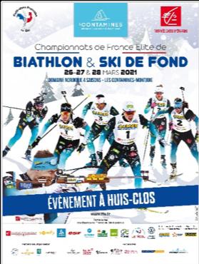Biathlon et Ski de Fond aux Contamines Montjoie  AFFICHE_CONTAS