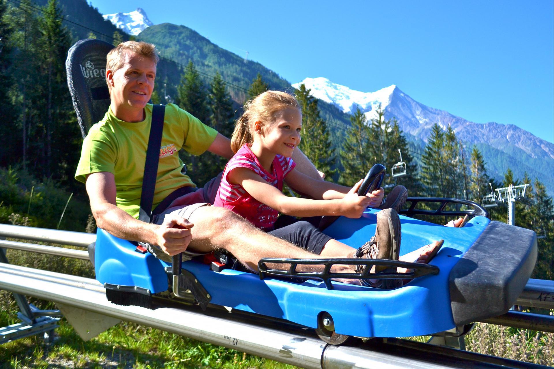 Montagne : la Vallée de Chamonix offre 35 activités aux vacanciers résident sur place ! Parc-Attractions-Planards-----Chamonix-Parc_1