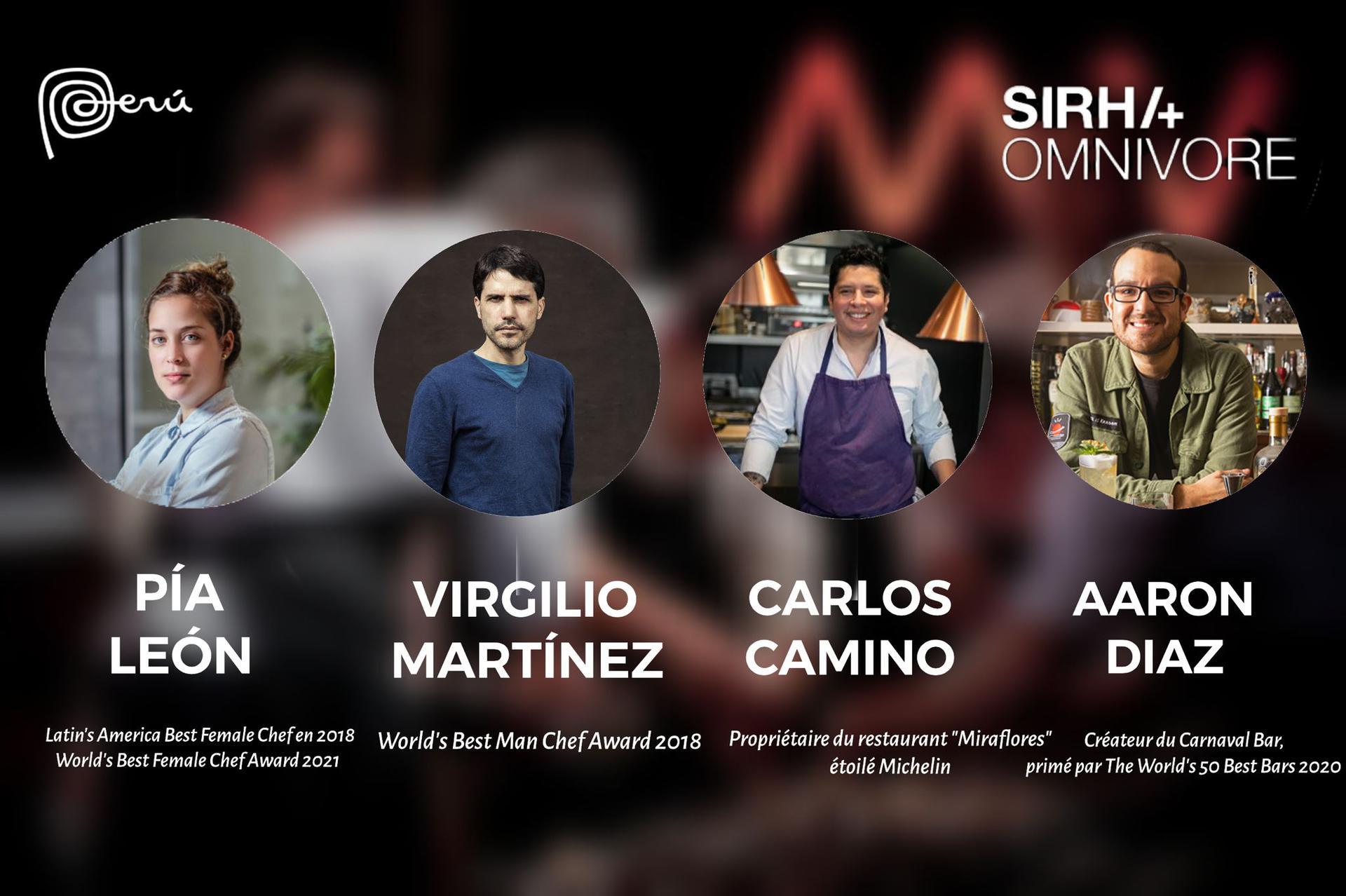 Le Pérou, l'autre pays de la gastronomie 0_IMG-20210830-WA0043
