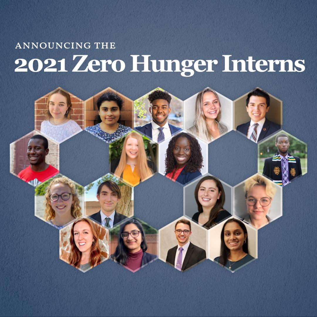 Zero Hunger Interns