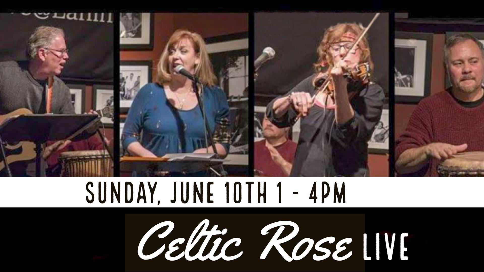 Celtic Rose Sunday