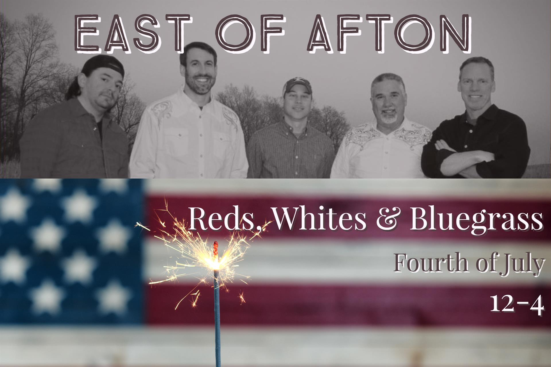 Red Whites and Bluegrass Fourth of July