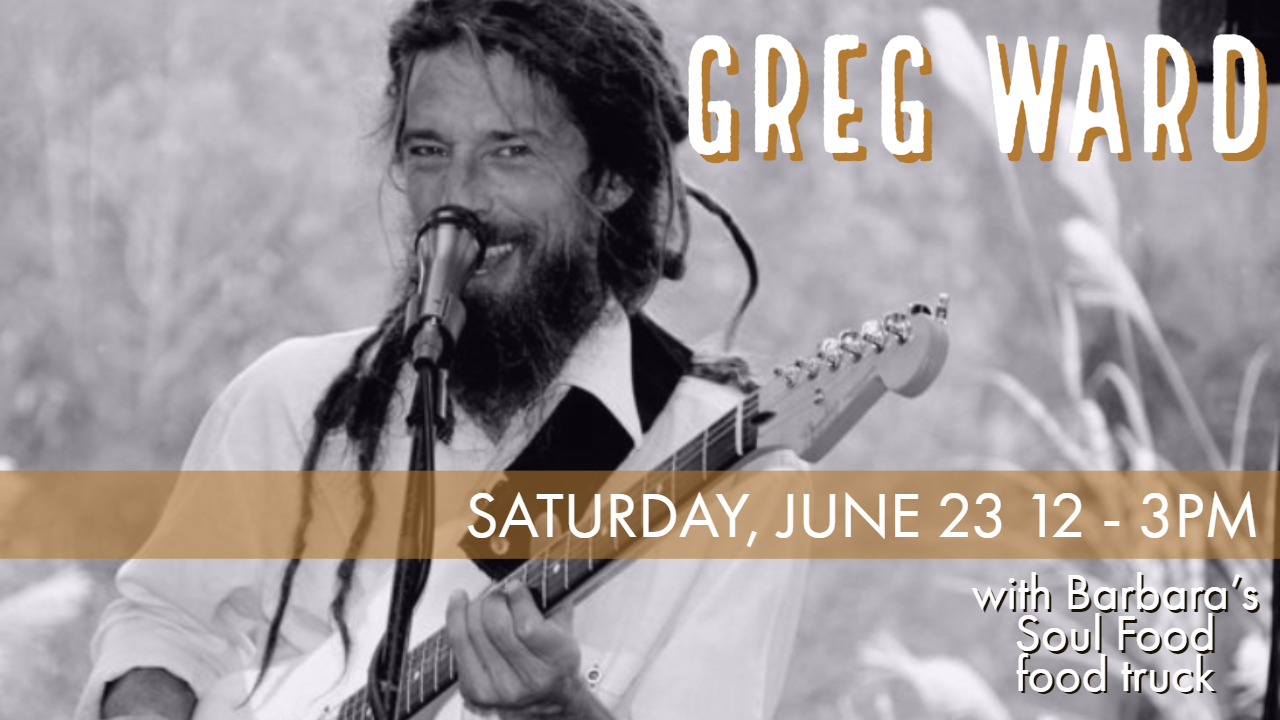 Greg Ward Saturday June 23