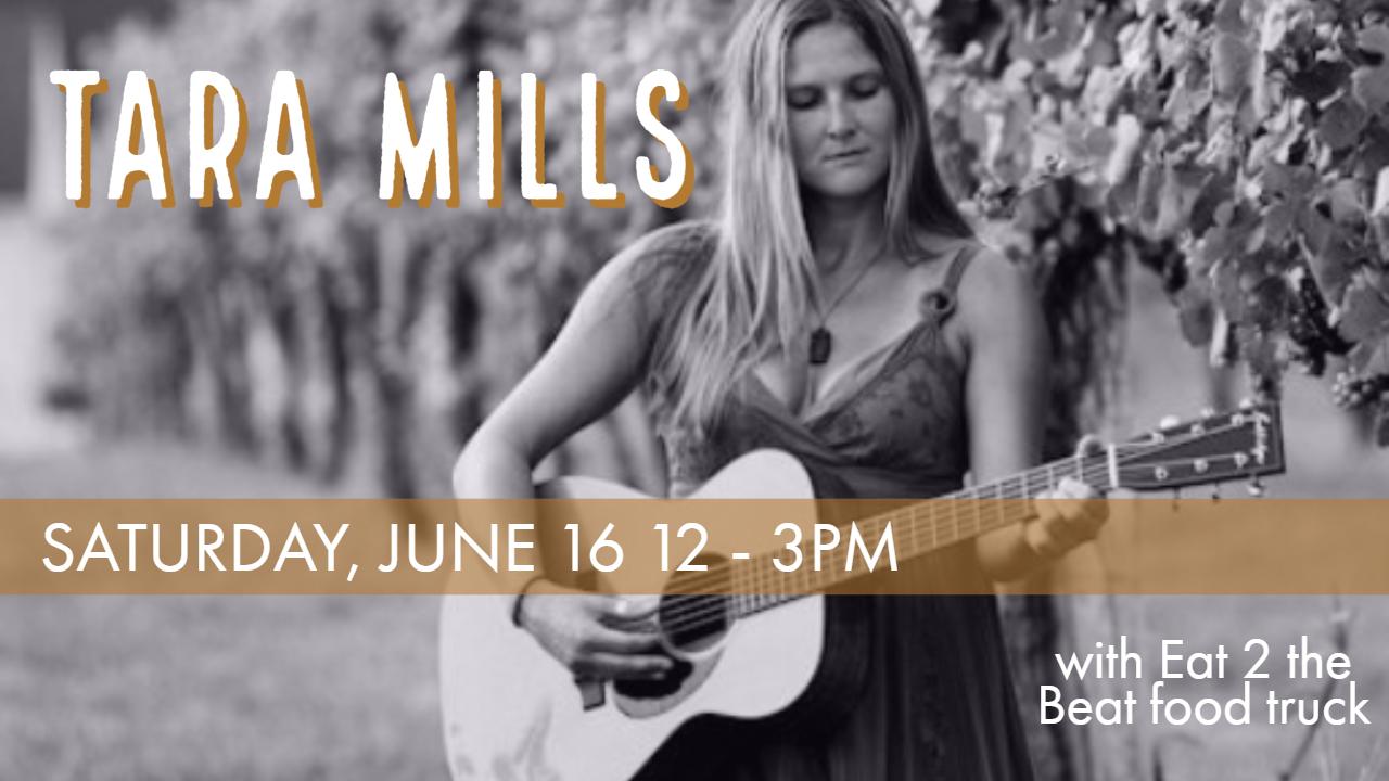 Tara Mills Saturday