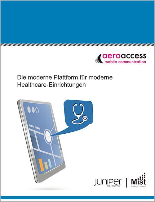Die moderne Plattform für moderne Healthcare-Einrichtungen