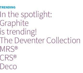 In the spotlight: Deventer Graphite is trending!
