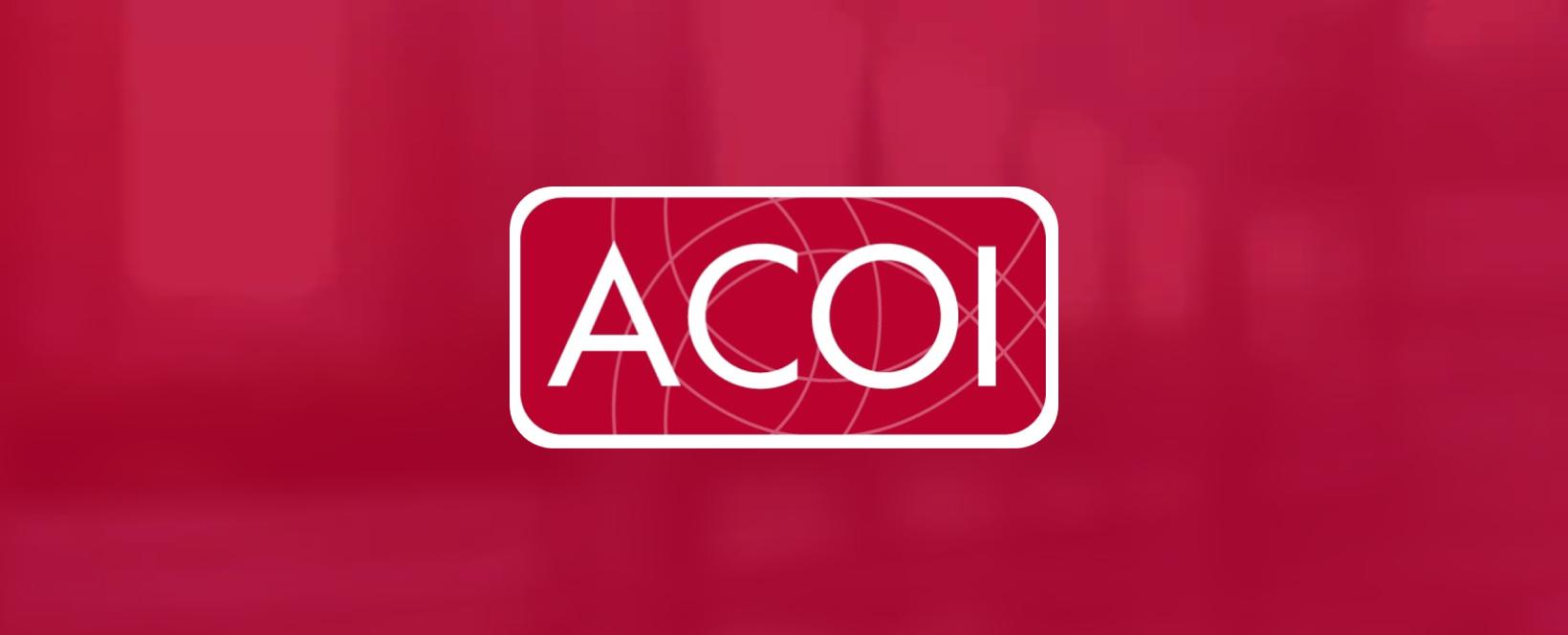 ACOI October Newsletter 2021
