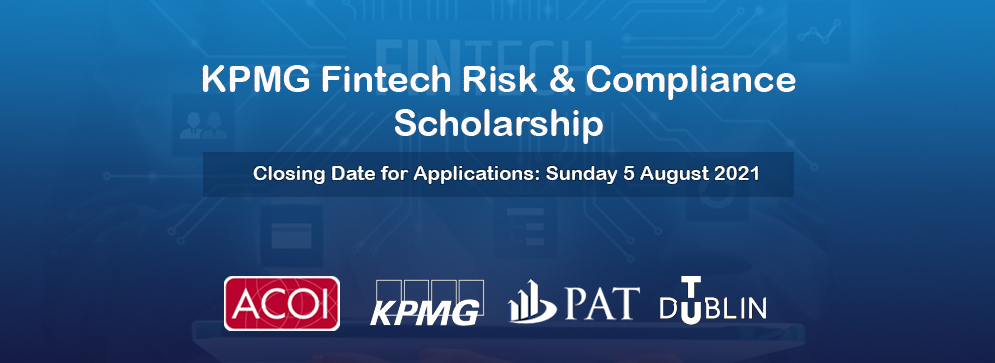 KMPG Fintech Risk and Compliance Scholarship