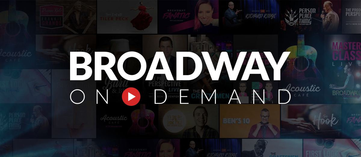 Broadway On Demand Open Call for Submissions