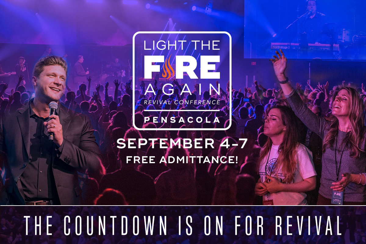 The Countdown is on for REVIVAL!