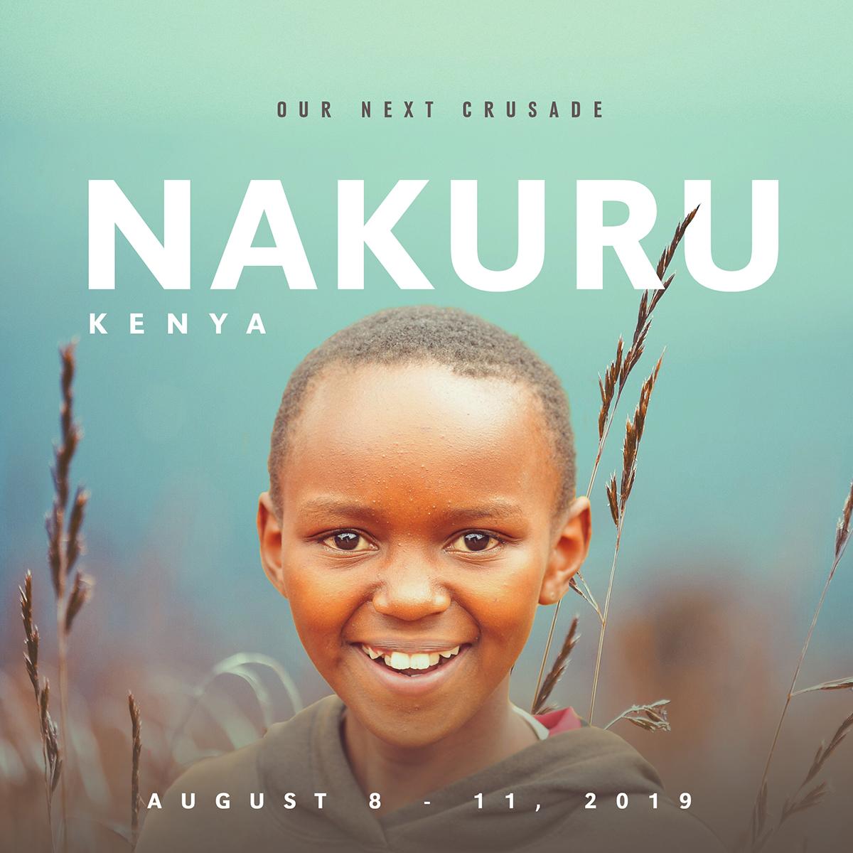 Our Next Crusade Nakuru, Kenya