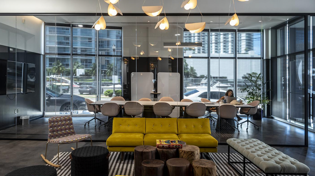 Inside Papa's New HQ in Downtown Miami