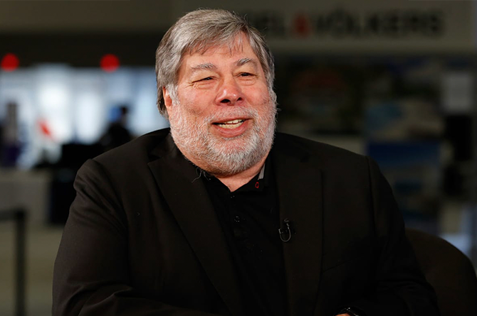 Steve Wozniak Is Starting Another Company