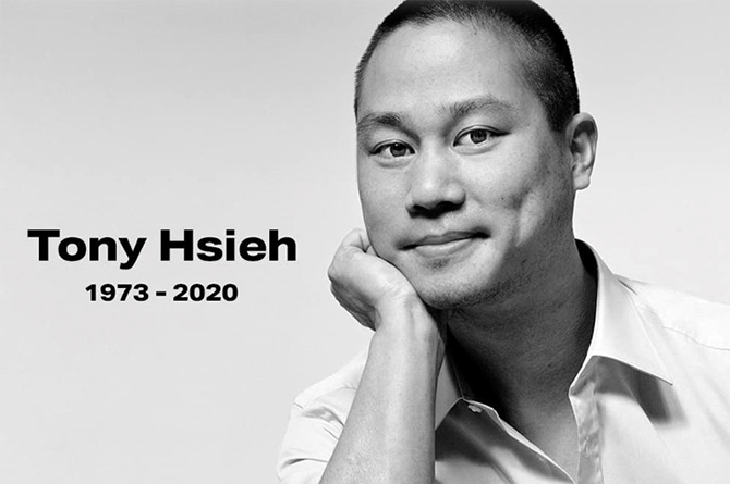 Remembering the Extraordinary Tony Hsieh