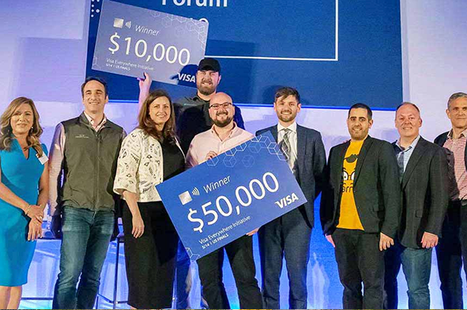 Startups Selected for 2020 Visa Everywhere Initiative LATAM
