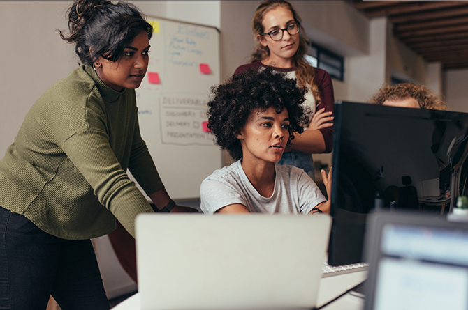 The Lack of Diversity In Tech - How Not to be Part of the Problem
