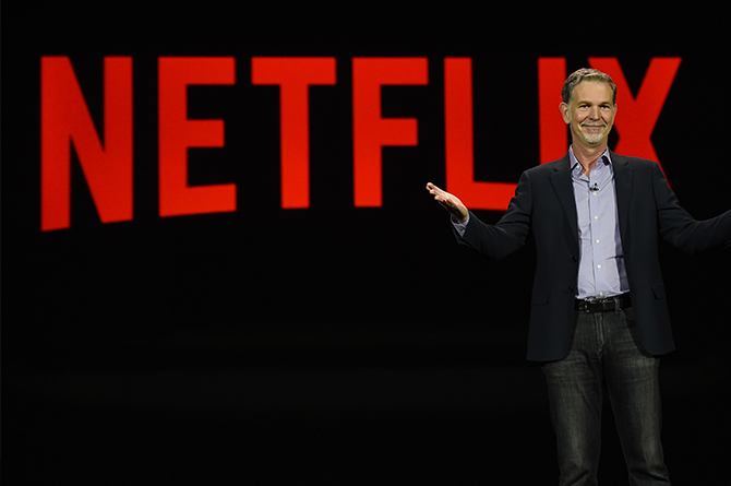 How Netflix's Reed Hastings Rewrote the Hollywood Script