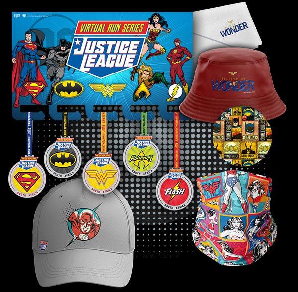 Super Hero Goodies