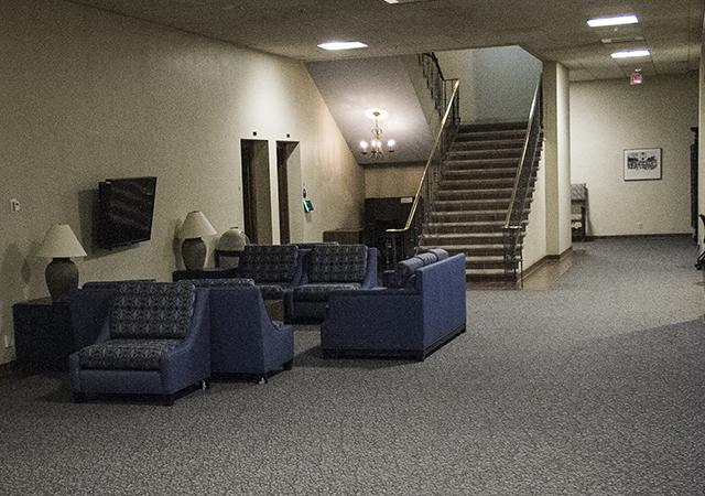 Campus Enhancement: UC First Floor Foyer