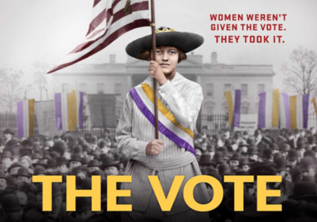 Berman Lecture Honors Women's Right to Vote