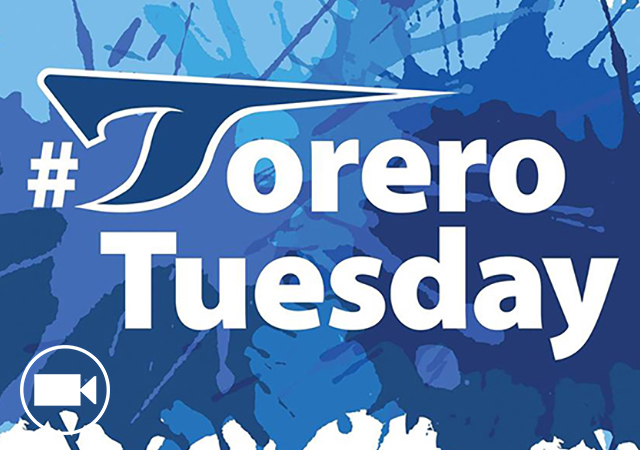 Torero Tuesday giving is a record-setting success.