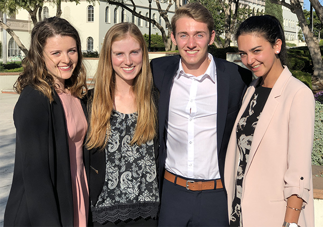 USD students named University Innovation Fellows in Stanford program.