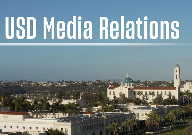 USD Media Relations Team intro