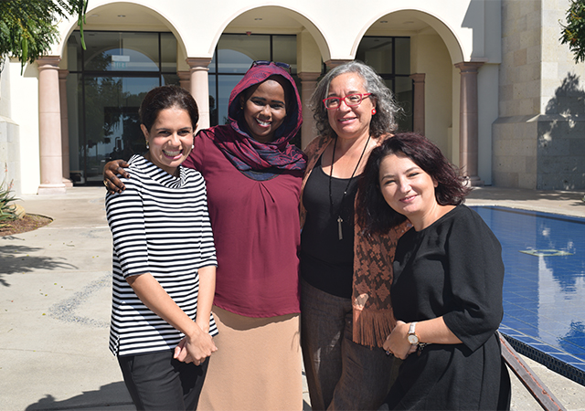 Women PeaceMakers 2018