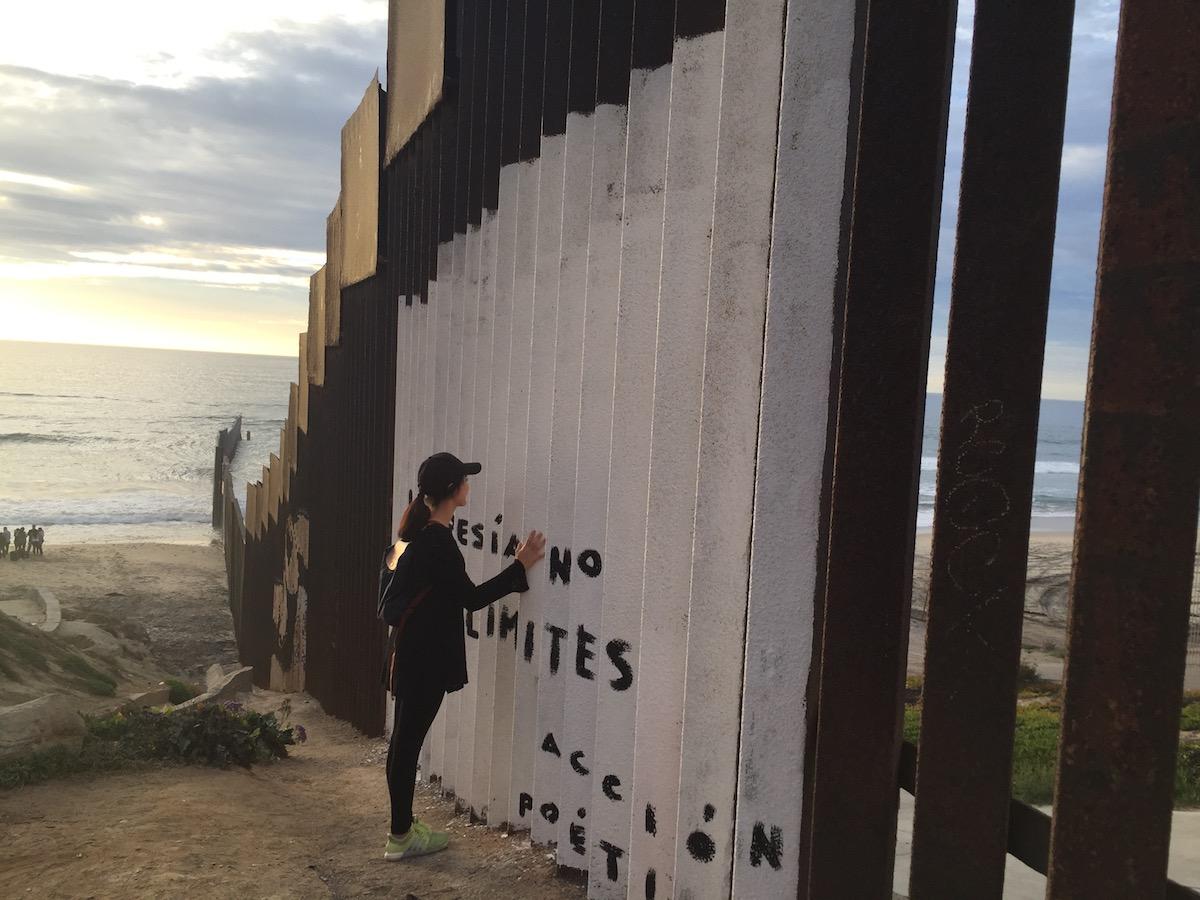 US- Mexico Border Wall