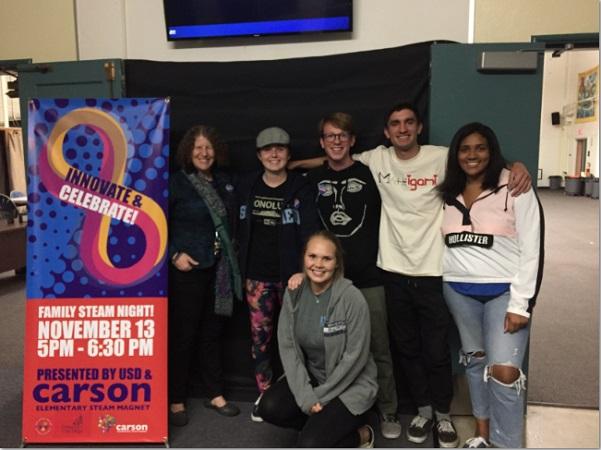 Carson Elementary Family STEAM Night