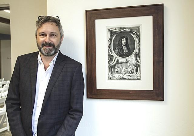 Brian Clack, Humanities Center Director