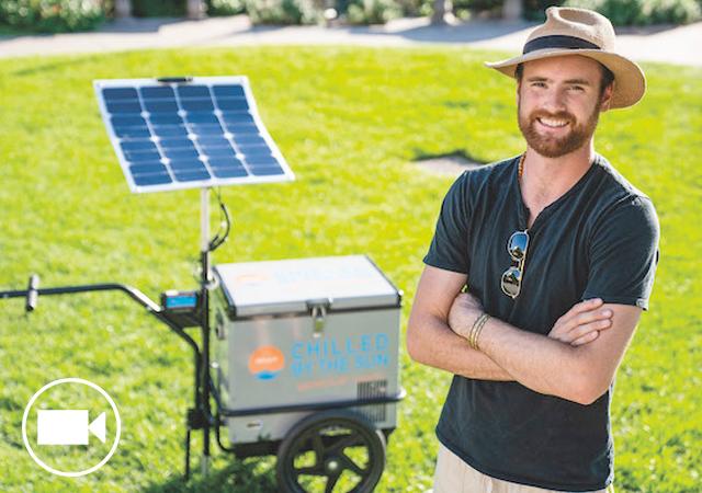 Soulr Cart Innovator Tyler Norris
