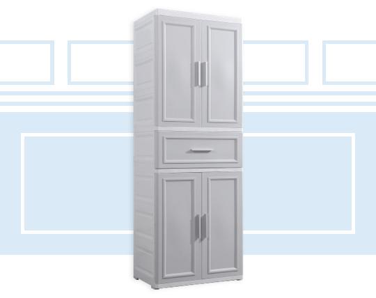 Closet organizador cómoda 3 niveles