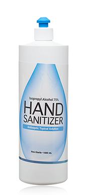 32oz Hand Sanitizer Gel