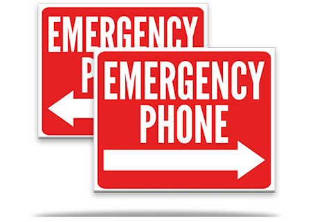 Pool Emergency Phone