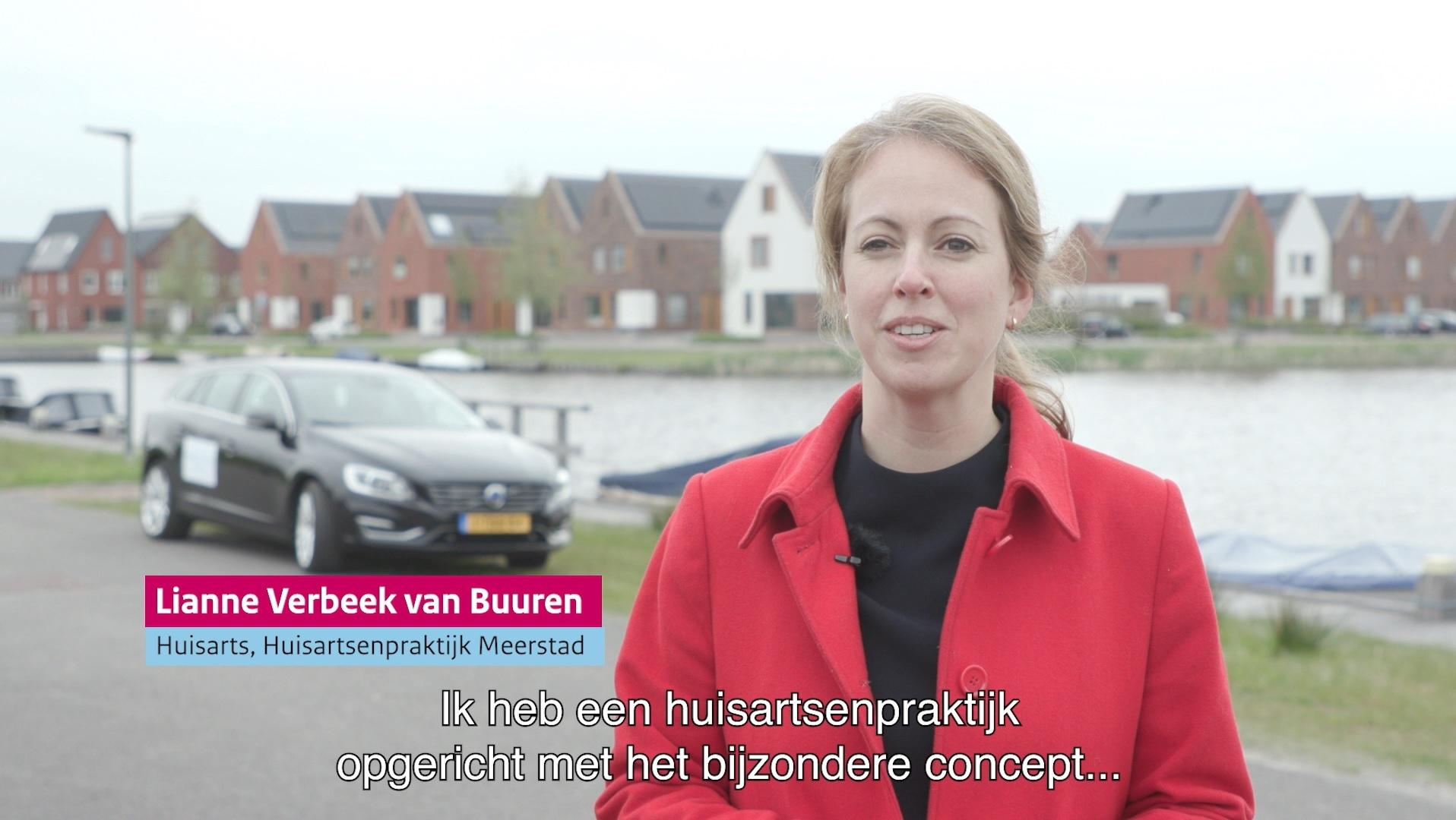 Video 'Huisarts vaccineert en route'