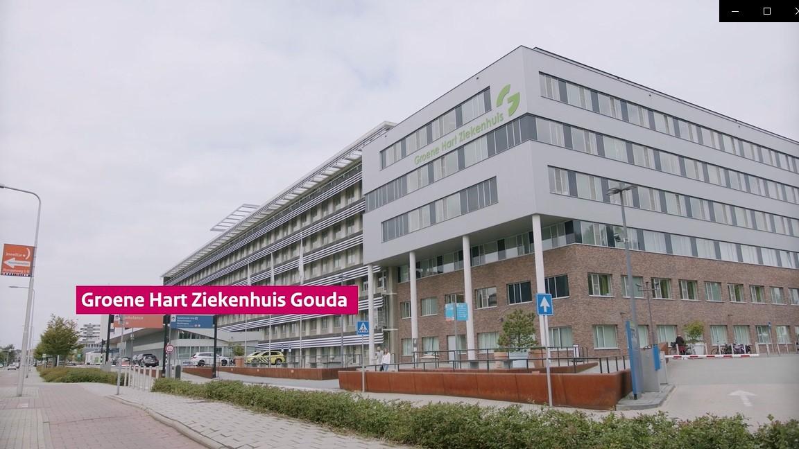 Video: Werkbezoek minister De Jonge bij SEH Groene Hart ziekenhuis