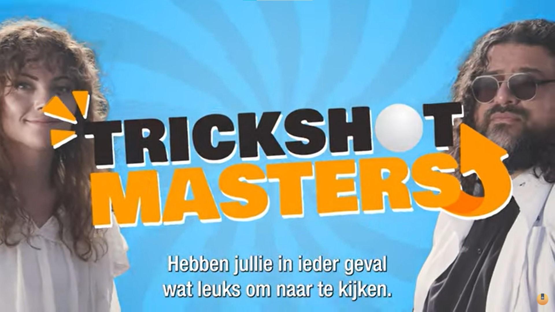 Youtube: GGD-arts met trickshotmaster