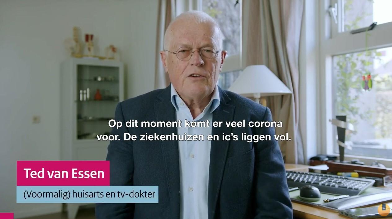 Video 'Is AstraZeneca veilig voor 60-plussers? 6 vragen aan CBG-voorzitter Ton de Boer'