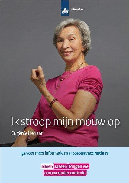 Poster Eugènie Herlaar