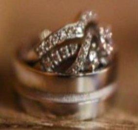 Bagues ou jonc de mariage/fiançailles fabriquées au Québec