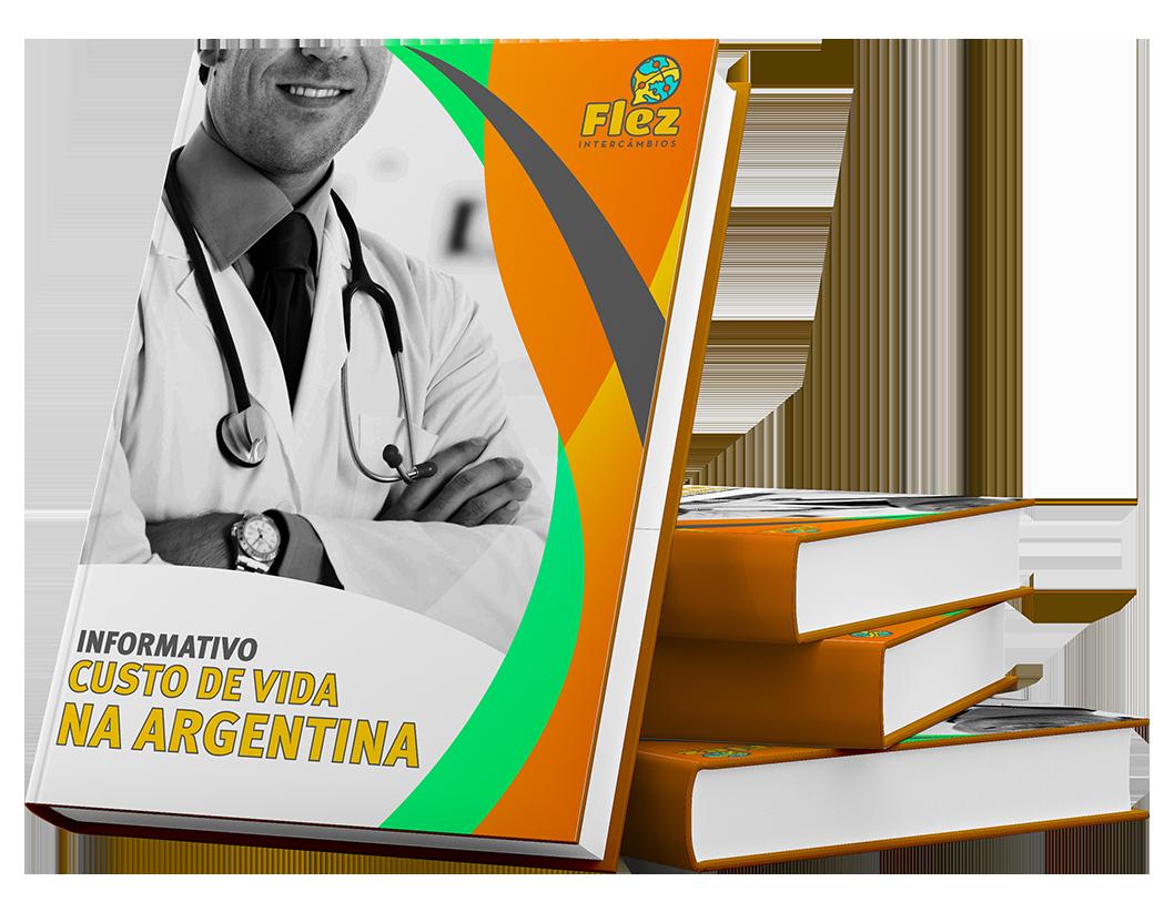 Ebook Custo de Vida na Argentina - Flez Intercâmbios